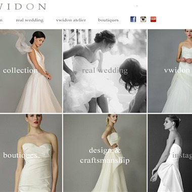 Vwidon Bridal Boutique wedding vendor preview