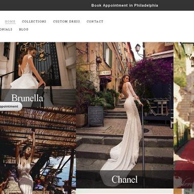 Viero Bridal wedding vendor preview