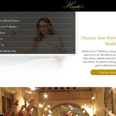 Haute & Co. wedding vendor preview