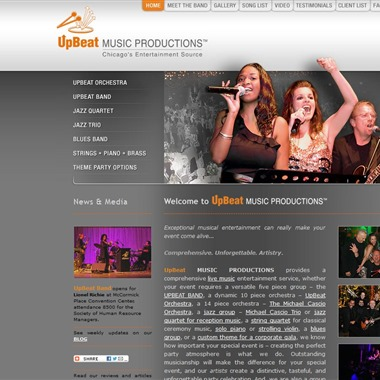 UpBeat Music Productions wedding vendor preview
