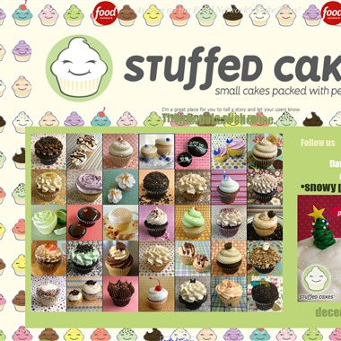 Stuffed Cakes wedding vendor preview