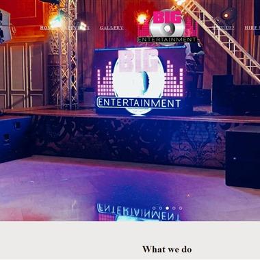 Big O Entertainment wedding vendor preview