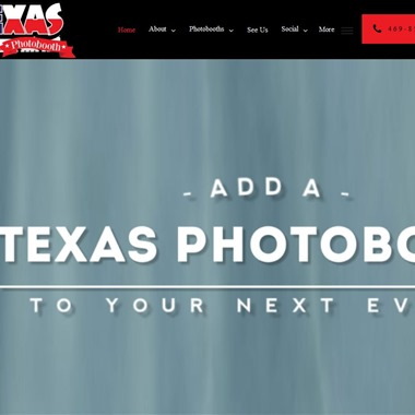 Texas Photobooth Company wedding vendor preview