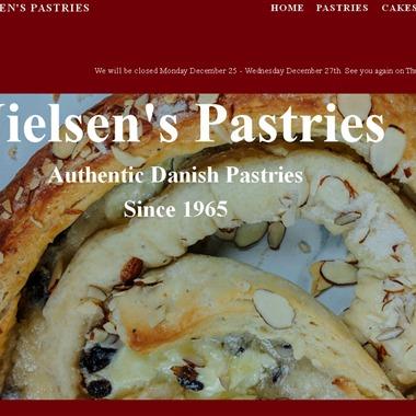 Nielsen's Pastries wedding vendor preview
