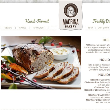 Macrina Bakery wedding vendor preview