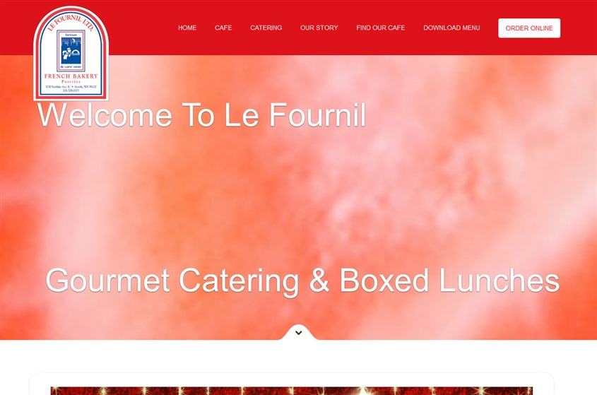 Le-Fournil wedding vendor photo