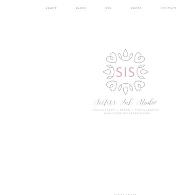Sisters Ink Studio wedding vendor preview