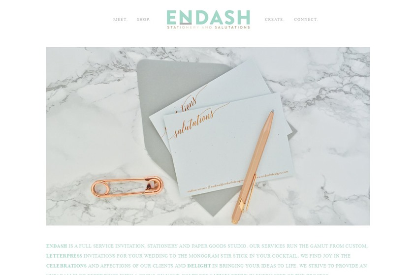Endash LLC wedding vendor photo