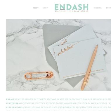 Endash LLC wedding vendor preview