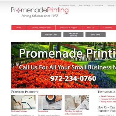 Promenade Printing wedding vendor preview