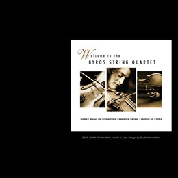 Gyros String Quartet photo