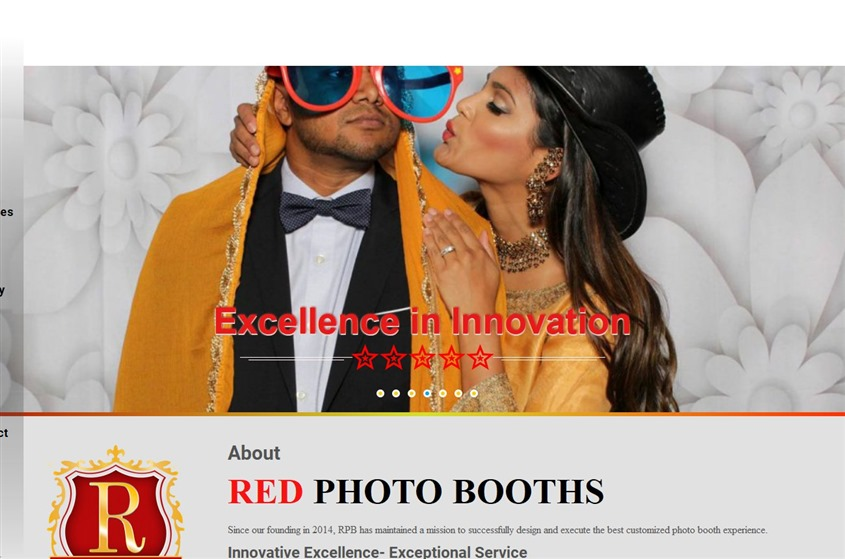 The Red Photo Booths wedding vendor photo