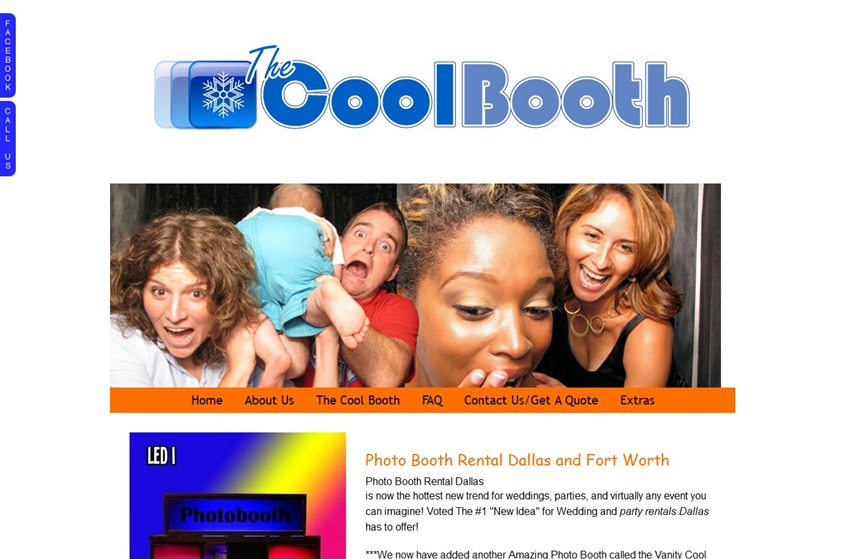 The Cool Booth wedding vendor photo