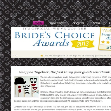 Snapped Together wedding vendor preview