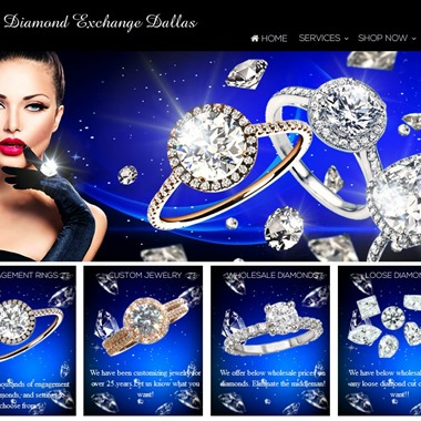 Diamond Exchange Dallas wedding vendor preview