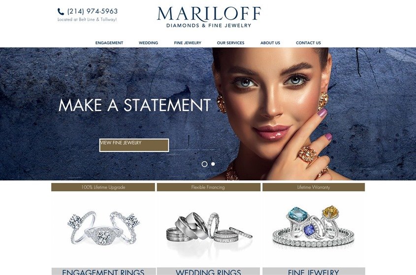 Mariloff Diamonds & Fine Jewelry  wedding vendor photo