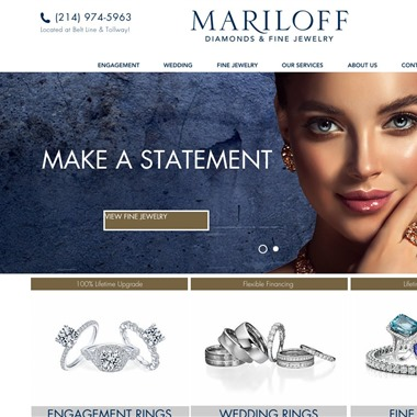 Mariloff Diamonds & Fine Jewelry  wedding vendor preview