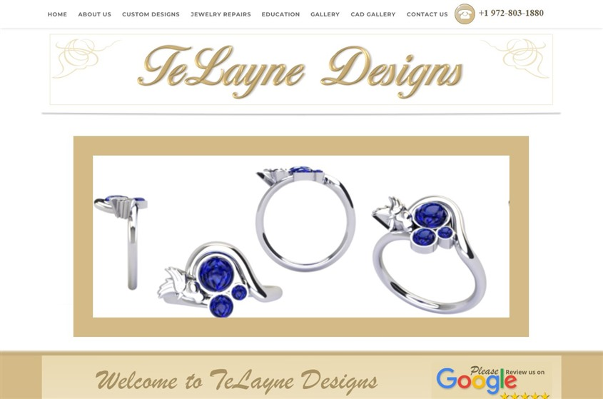 TeLayne Designs wedding vendor photo
