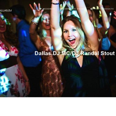 MC/DJ Randal Stout wedding vendor preview