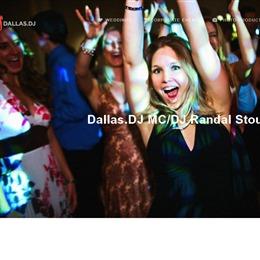 MC/DJ Randal Stout photo