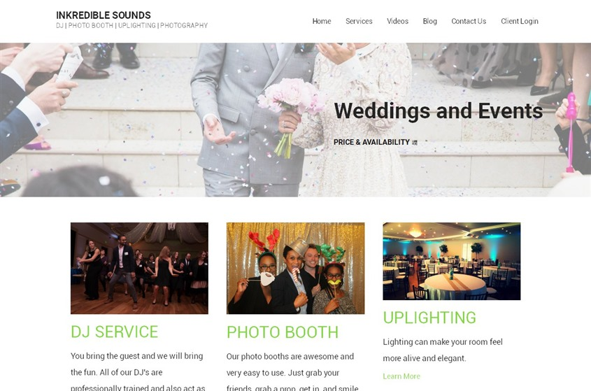 Inkredible Sounds  wedding vendor photo