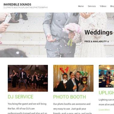 Inkredible Sounds  wedding vendor preview