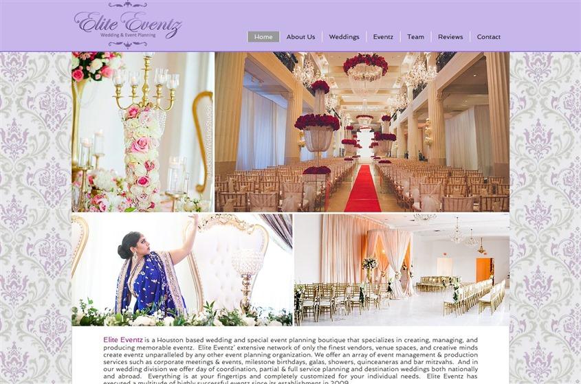 Elite Eventz wedding vendor photo