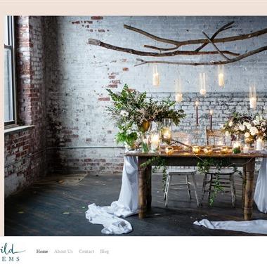 Wild Stems wedding vendor preview