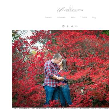 Amber Johnston Wedding Photography wedding vendor preview