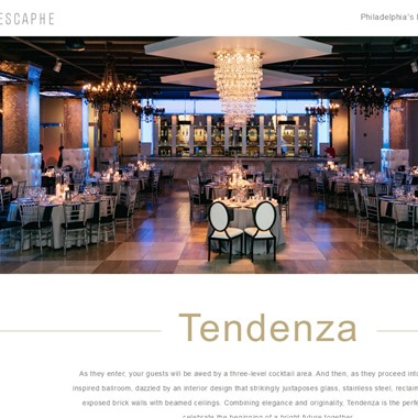 Tendenza wedding vendor preview