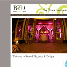 Rented Elegance & Design photo