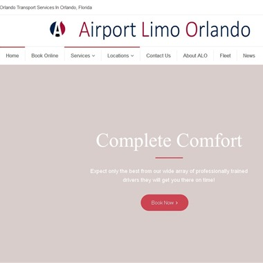 Airport Limo Orlando wedding vendor preview
