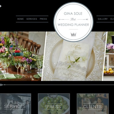 Gina Sole wedding vendor preview