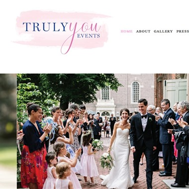 Truly You Events wedding vendor preview