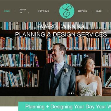 Elegant Events Philadelphia wedding vendor preview
