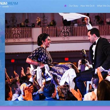 Platinum Dream Events wedding vendor preview