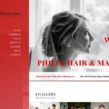 The Philly Hair & Makeup Co. wedding vendor preview