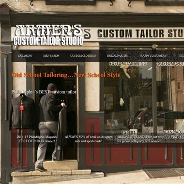 Armen's Custom Tailer wedding vendor preview