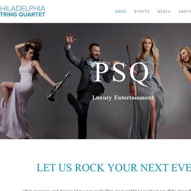 Philadelphia String Quartet wedding vendor preview