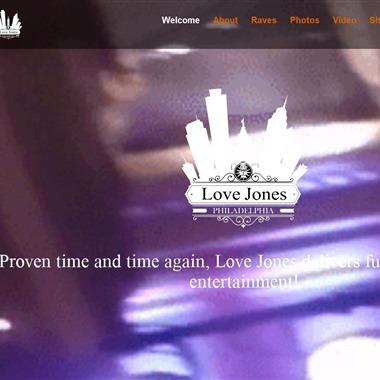 Love Jones Band wedding vendor preview