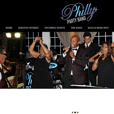 Philly Party Band wedding vendor preview