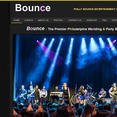 Philly Bounce Entertainment wedding vendor preview