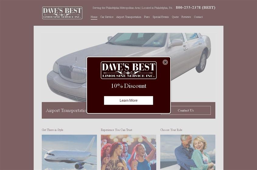 Dave S Best Limousine Service Philadelphia Wedding Limos