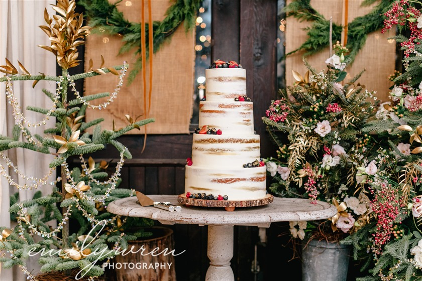 The Frosted Fox Cake Shop wedding vendor photo