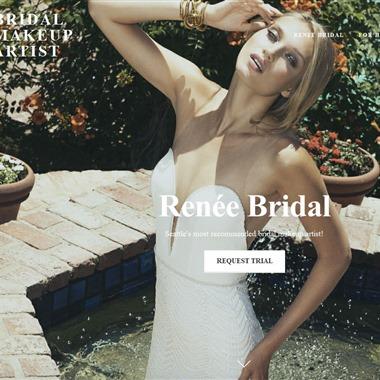 Renee Bridal Makeup wedding vendor preview
