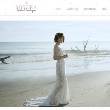 Misora Bridal  wedding vendor preview