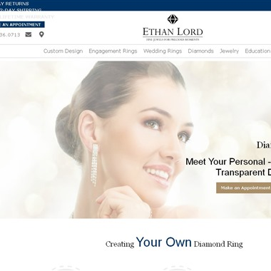 Ethan Lord Jewelers wedding vendor preview