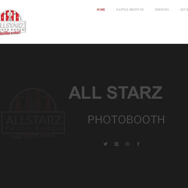 Allstarz Photo Booth wedding vendor preview
