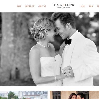 Person Killian Photography wedding vendor preview