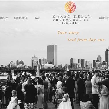 Karen Kelly Photography wedding vendor preview
